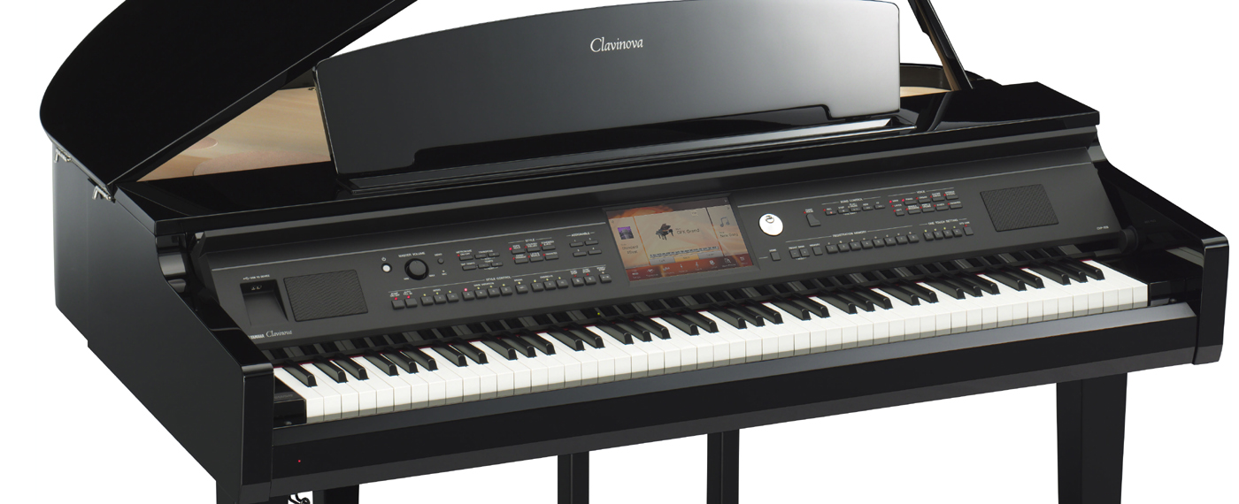 Clavinova and Digital Pianos